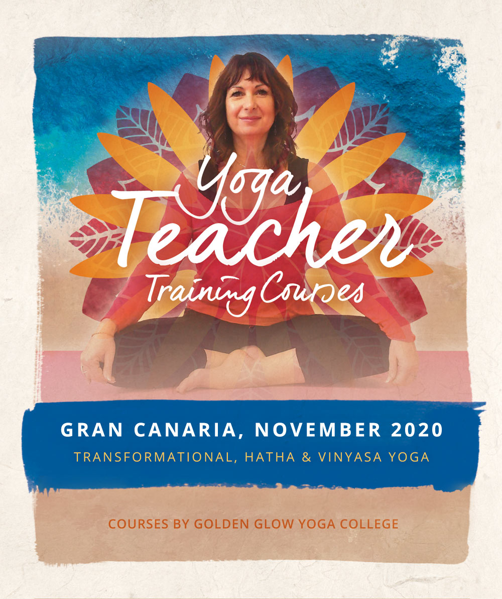 Yoga Teacher Training, Gran Canaria, October 2019